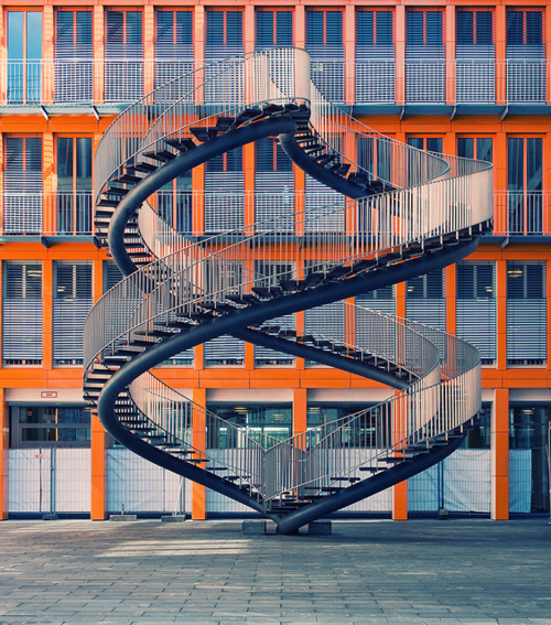 Photo Of The Day: Check Out This Endless Staircase In
