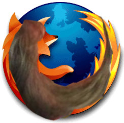 fashion fail - firefox